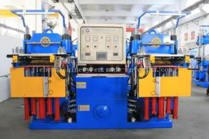 Automatic Rubber Silicone Molding Machine for Molded Products Made in China pictures & photos