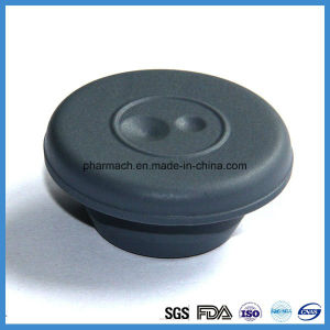 Pharmaceutical Chloro Butyl Rubber Stopper32mm-a pictures & photos