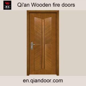 HDF Composite Wooden Fire Door pictures & photos