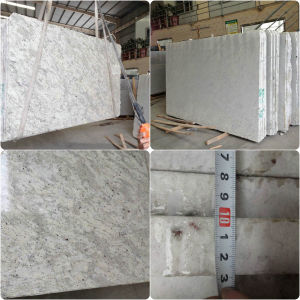 Hot Selling Granite Tile and Slab for Hotel Vanity Tops pictures & photos
