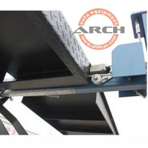 Hydraulic 4 Post Vehical Lift Car Lifter pictures & photos