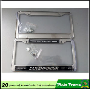 Classic Chrome Dealer License Plate Frame pictures & photos