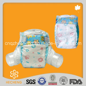 Name Brand Disposable Baby Diapers in Bulk pictures & photos