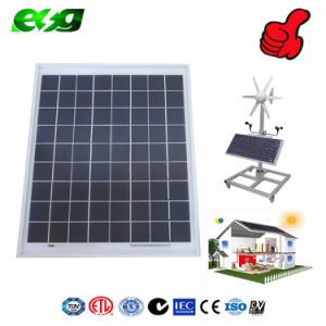 15W High Quality Flexible Solar Panel Poly Solar Cells