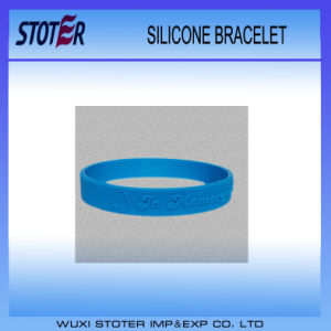 Jiangsu Factory Wrist Band / Custom Silicon Wristband pictures & photos