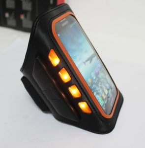 Innovative Patent Micro USB Charging LED Armband pictures & photos