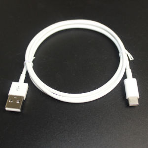 Type C to USB 2.0 Data Cable for MacBook (LCCB-020) pictures & photos