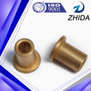 ISO Approved Copper Flange Oil Bearing Flange Bushing