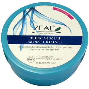 Zeal Alge Extract Soft&Moisturizing Body Scrub Cosmetic pictures & photos