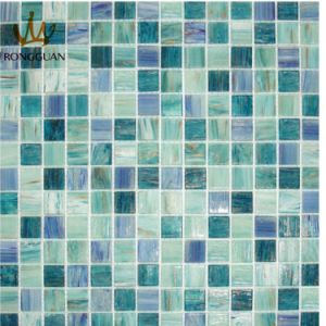 Mixture Color 20X20mm Mosaic for Wall and Floor (MC590) pictures & photos