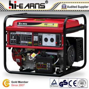 5kw Portable Petrol Gasoline Power Generator Set (GG6000) pictures & photos