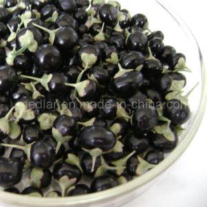Medlar Dired Black Goji Berry Origined From Ningxia pictures & photos