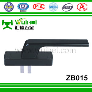 Powder Coating Die Casting Zinc Alloy Handle for Window (ZB015) pictures & photos