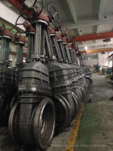 API Bevel Geared Gate Valve for Industrial Equipments (Z541Y)