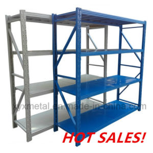 Industrial Storage Experts Bulk Rack Warehouse Metal Long Span Shelving pictures & photos