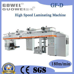 High Speed Dry Method Laminating Machine (GF-D) pictures & photos