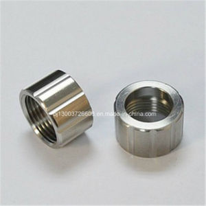 Customized 316 Stainless Steel Bushing for CNC Machining