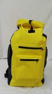 Hot Sale High Quality 500d PVC Waterproof Climbing Backpack (H335) pictures & photos