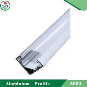 European Style Aluminium Profile Housing for LED Strip Light pictures & photos