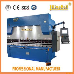 We67k-63/2500 Hydraulic CNC Sheet Metal Press Brake Machine pictures & photos