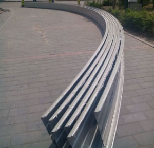 Aluminum Standing Seam Metal Roofing pictures & photos