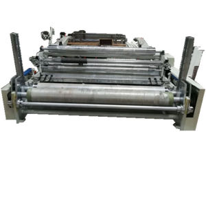 Jumbo Paper Roll Slitting and Re-Winding Machine pictures & photos