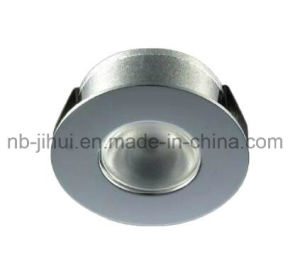 Round Mini 1W Recessed LED Cabinet Down Light pictures & photos