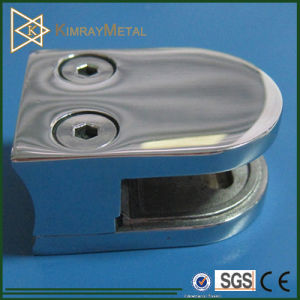304 and 316 Stainless Steel D Shaped Glass Clamp pictures & photos