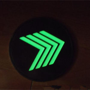 Yellow Green Road Marking Luminous Powder Paint pictures & photos