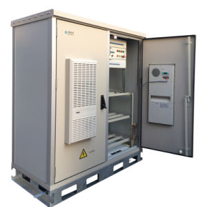 Outdoor Cabinet with 2 Doors for Telecom Industry