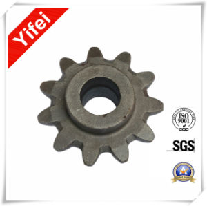 Investment Casting Iron Gear pictures & photos