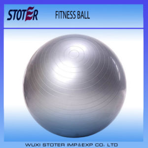 Hot Sale Anti Burst Custom Color 65cm Ecofriendly PVC Exercices Swiss Ball