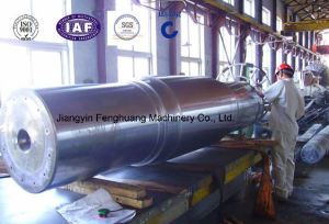 Carbon/Alloy Steel Forging Steel Shaft Forged Shaft pictures & photos