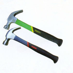 Claw Hammer with Plastic-Coating Handle pictures & photos