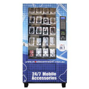 Non-Refrigerated Versatile Vending Machine (KM002) pictures & photos
