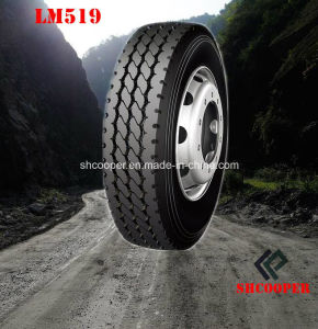 Long March Drive/Steer/Trailer Truck Tire (LM519) pictures & photos