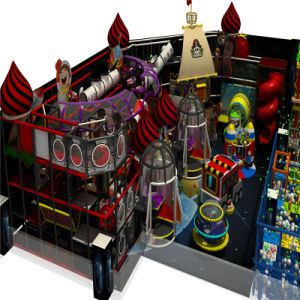 Attracted Safe Indoor Kids Playground for Sale pictures & photos