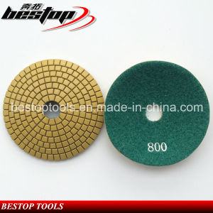 Convex Diamond Polishing Pads  for Polishing Concave Edges on Countertops pictures & photos