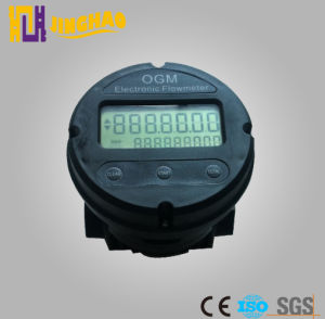 Electronic Diesel Fuel Flow Meter with Analog Output (JH-OGM-E) pictures & photos