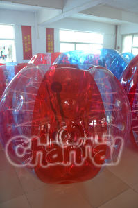 Inflatable Bumper Ball, Human Body Football Race Bubble Zorb Ball pictures & photos