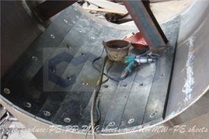 Wear Resistant UHMW-PE Coal Bunker Liner