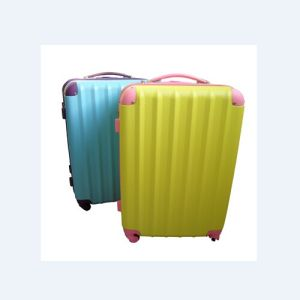 Colourful Trolley Luggage Sets for Summer pictures & photos