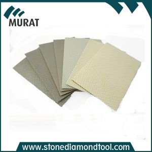Diamond Thin Electroplated Polishing Pads for Granite and Marble pictures & photos