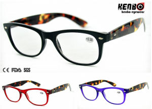 Hot Sale Fashion Reading Glasses for Lady, CE, FDA, Kr5192 pictures & photos