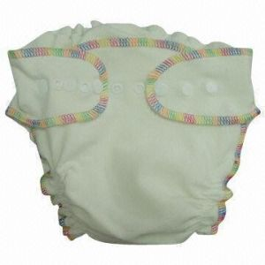 Hemp/Organic Cotton Cloth Diaper with Snaps (OEM) pictures & photos