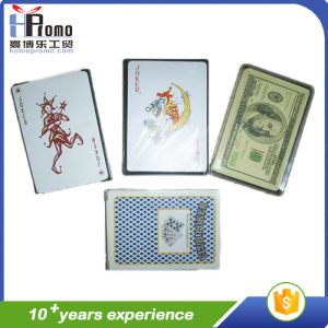 Plastic Playing Cards Manufacturer China