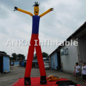 Inflatable Sky Dancer Waving Man with Blower pictures & photos