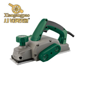 High Quality Professional Electric Planer (LJ-81282A) pictures & photos
