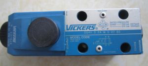 Eaton Vickers Hydraulic Valve Dg4V 3 2A M U H7-60 Solenoid Valve Magnetic Valve pictures & photos