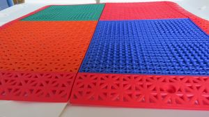 Tkl250-13bj Badminton Courts Flooring